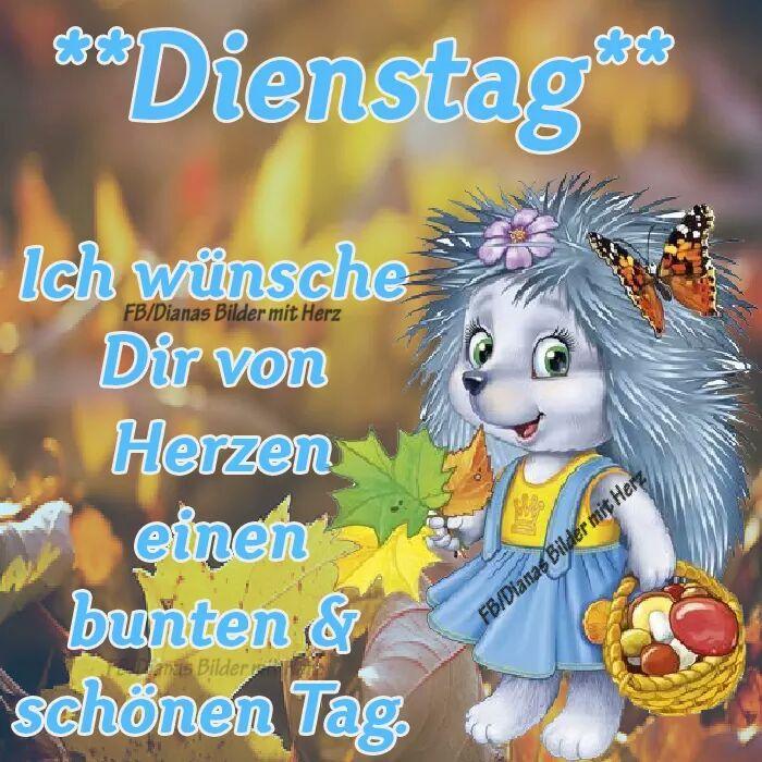 Pin Von Thuy Auf Good Night Guten Morgen Dienstag