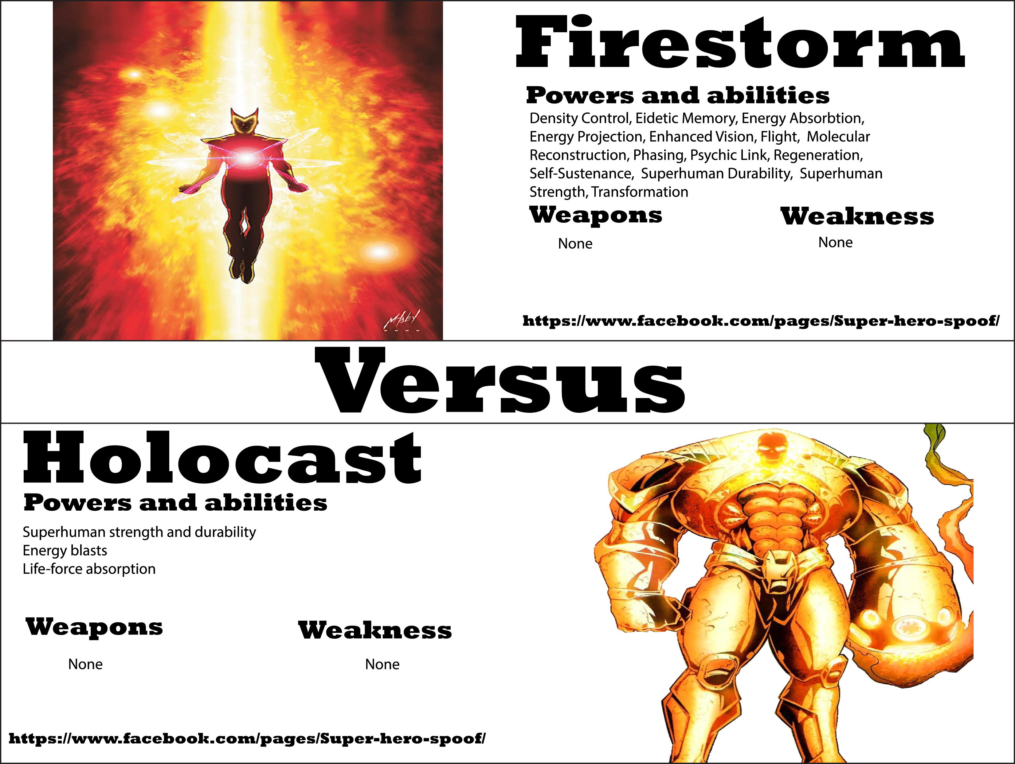 he man vs hercules who will win and why powers abilities firestorm vs holocast who will win and why powers abilities weaknesses