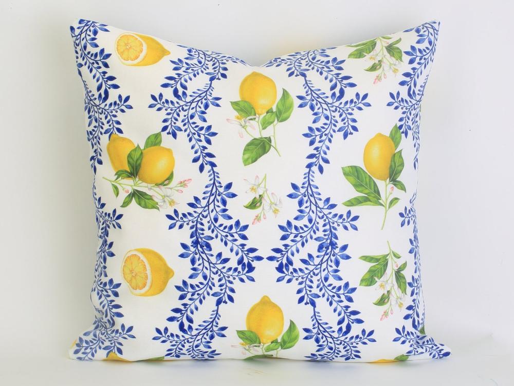 Lemon Outdoor Pillow Cover Lemon Outdoor Cushion Yellow Etsy Yellow Throw Pillows Yellow Pillow Cases Throw Pillows