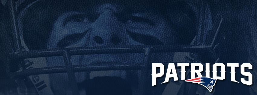 Unique New England Patriots Cover Photo