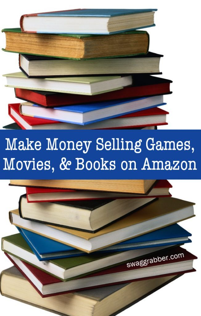 how to make money selling books on amazon