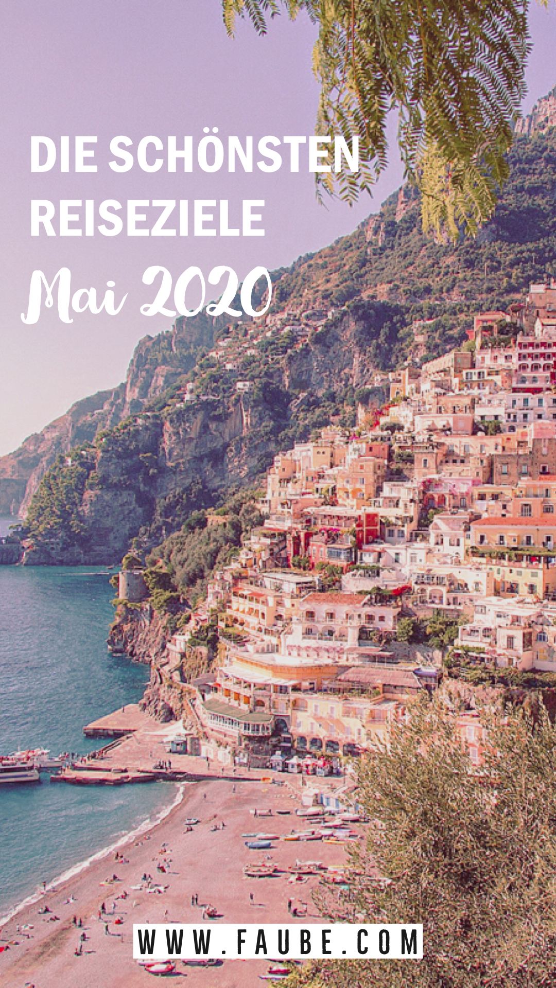 Reiseziele Mai Europa