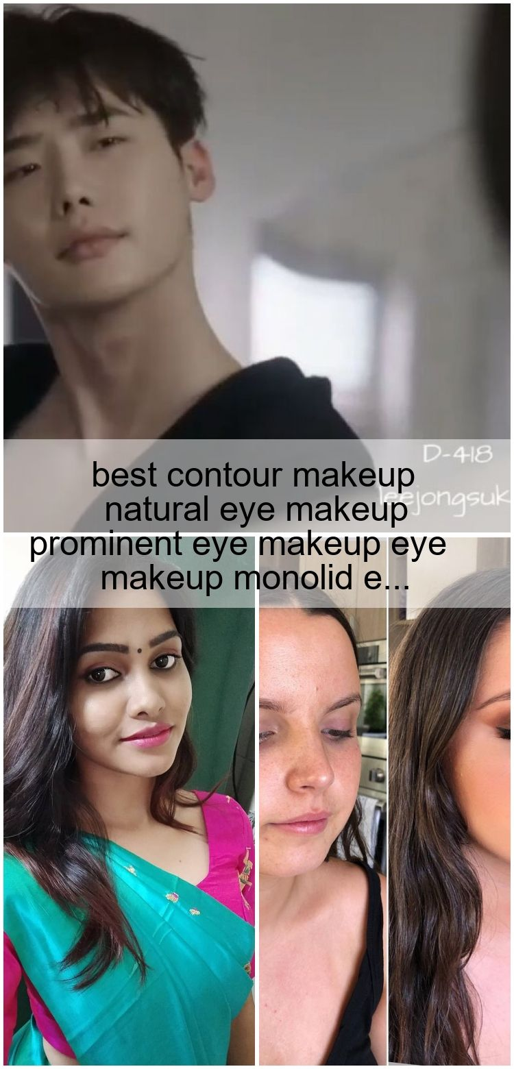 Photo of best contour makeup natural eye makeup prominent eye makeup eye makeup monolid e…