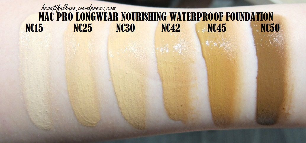 Pro Longwear Foundation by MAC #14