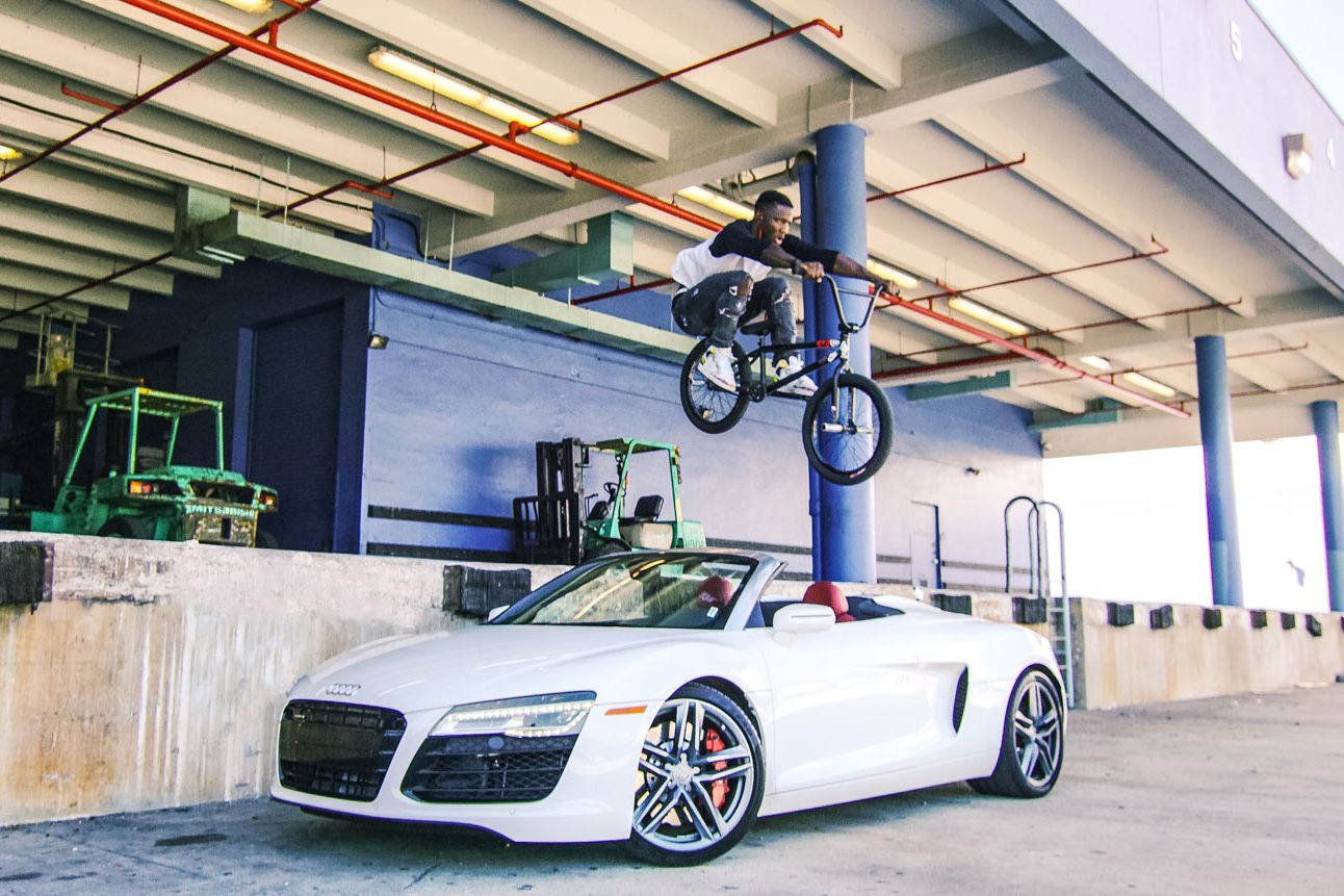 Nigel Sylvester Cruises Through Sunny Miami With Sony S Action Cam