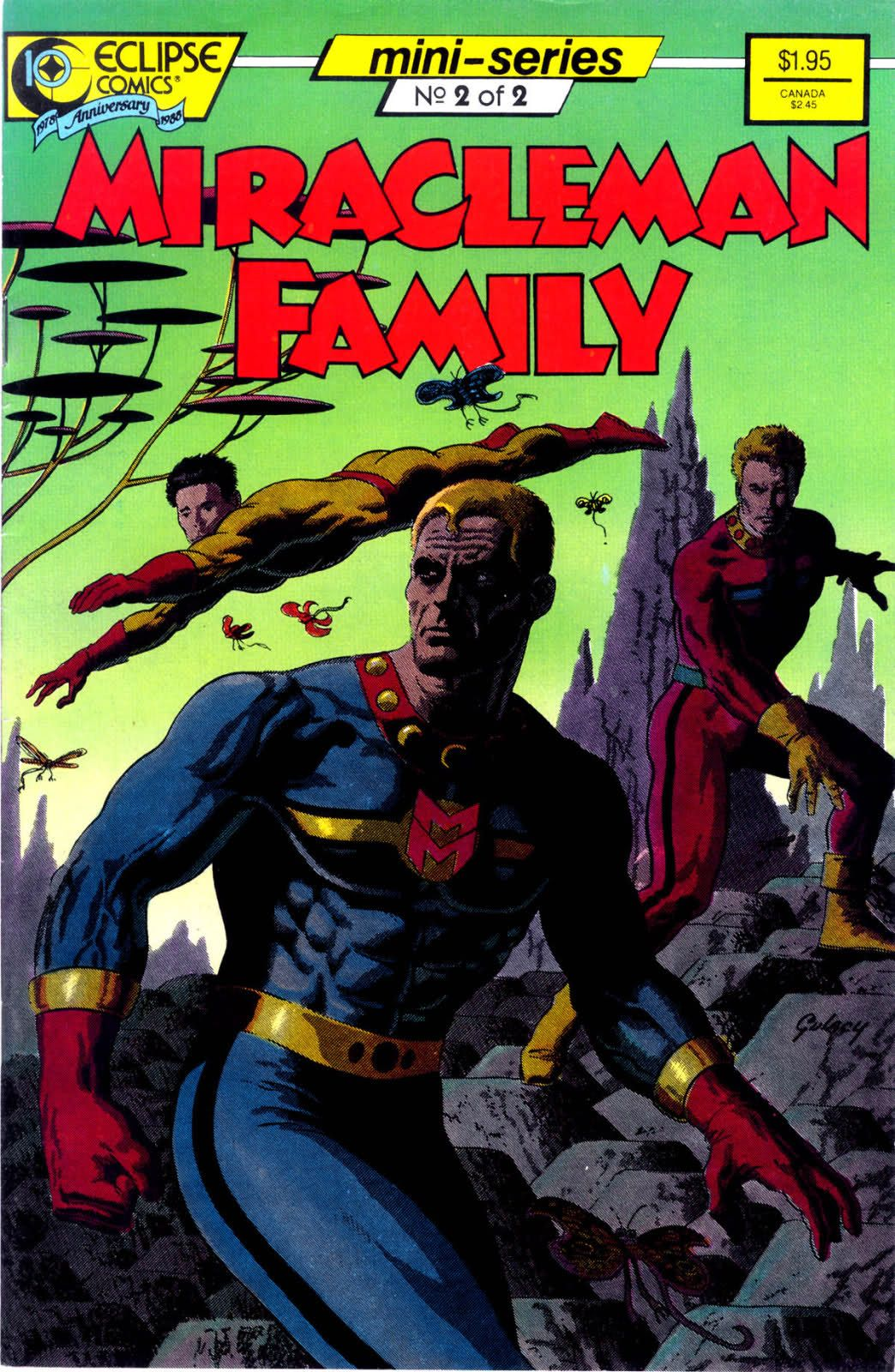 Miracleman Family