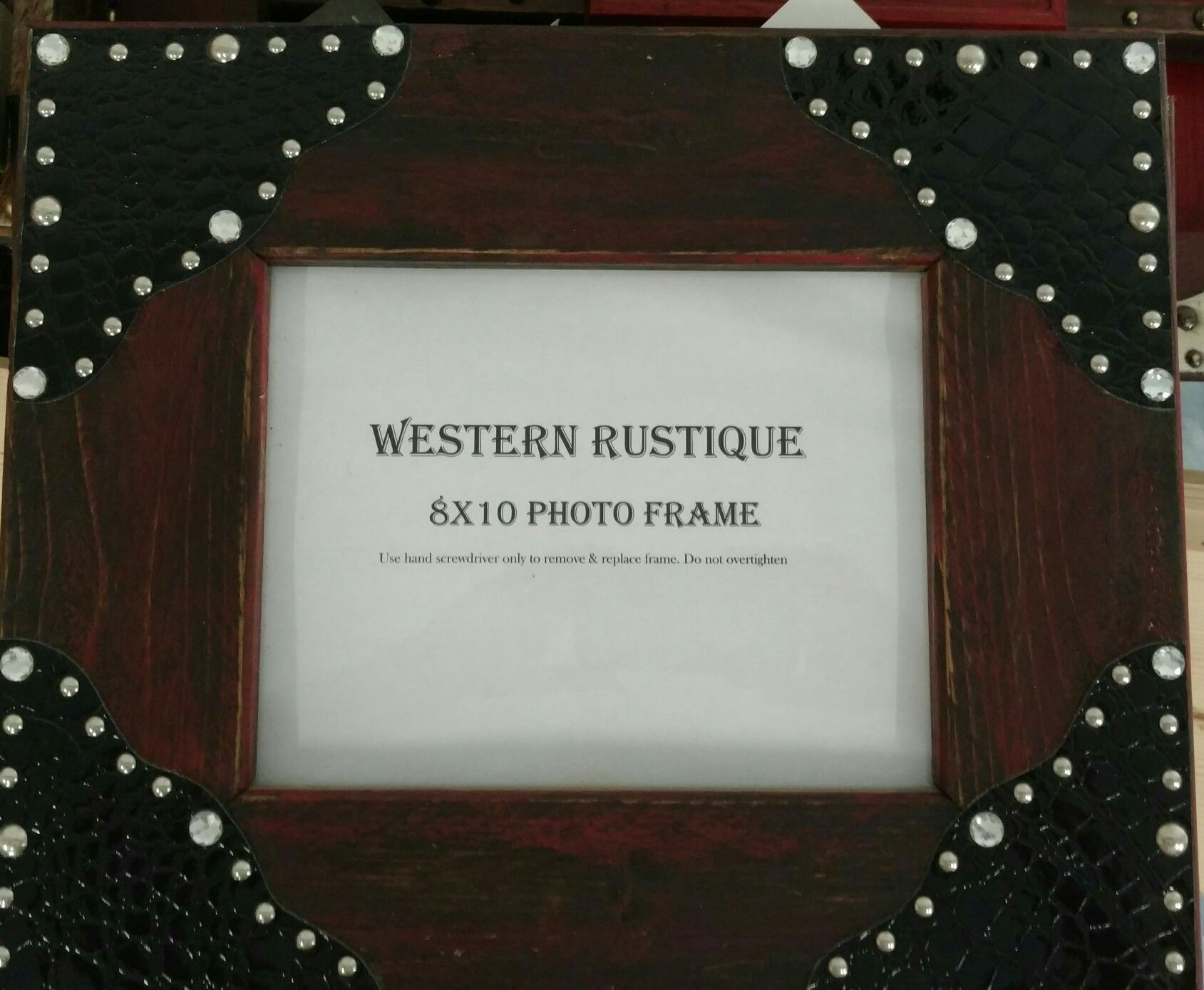 Pin by Western Rustique on Western**Shabby** Rustic** Photo Frames ...