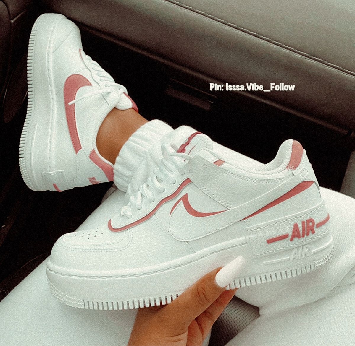 Pin by Ebanny on shoes in 2020 | White nike shoes, Nike air
