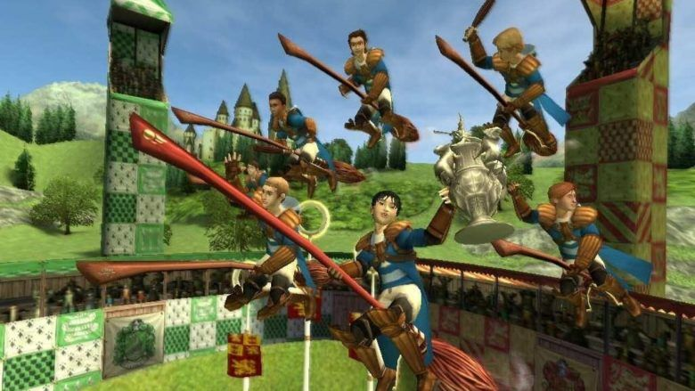 Ranking Every Harry Potter Game From Worst To Best Keengamer Harry Potter Games Quidditch Harry Potter