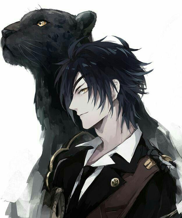 Leopard Boy Cute Anime Guys Anime Characters Anime