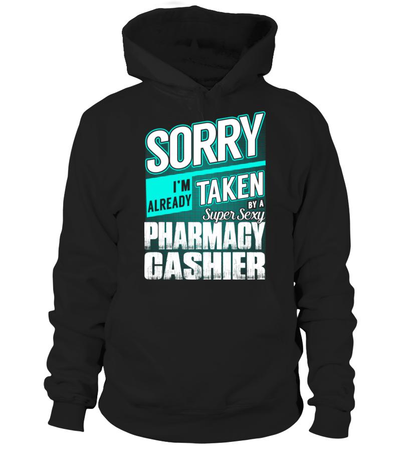 Pharmacy Cashier Super Sexy Cashier Tshirt Tee Gift Holiday Art