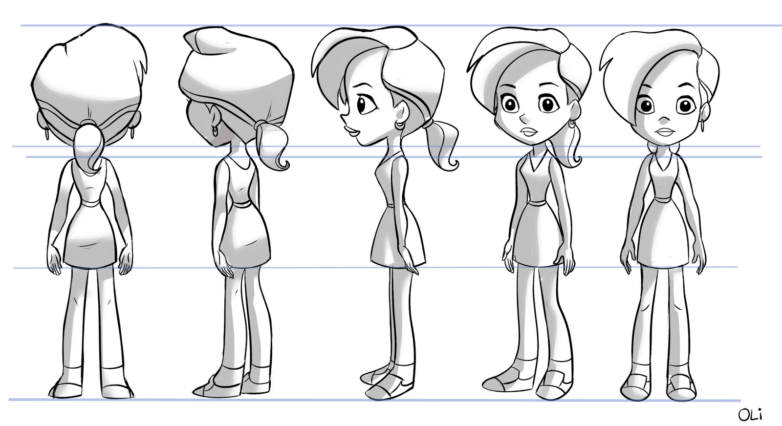 Cartoon Character Design Sheet : Character design google search