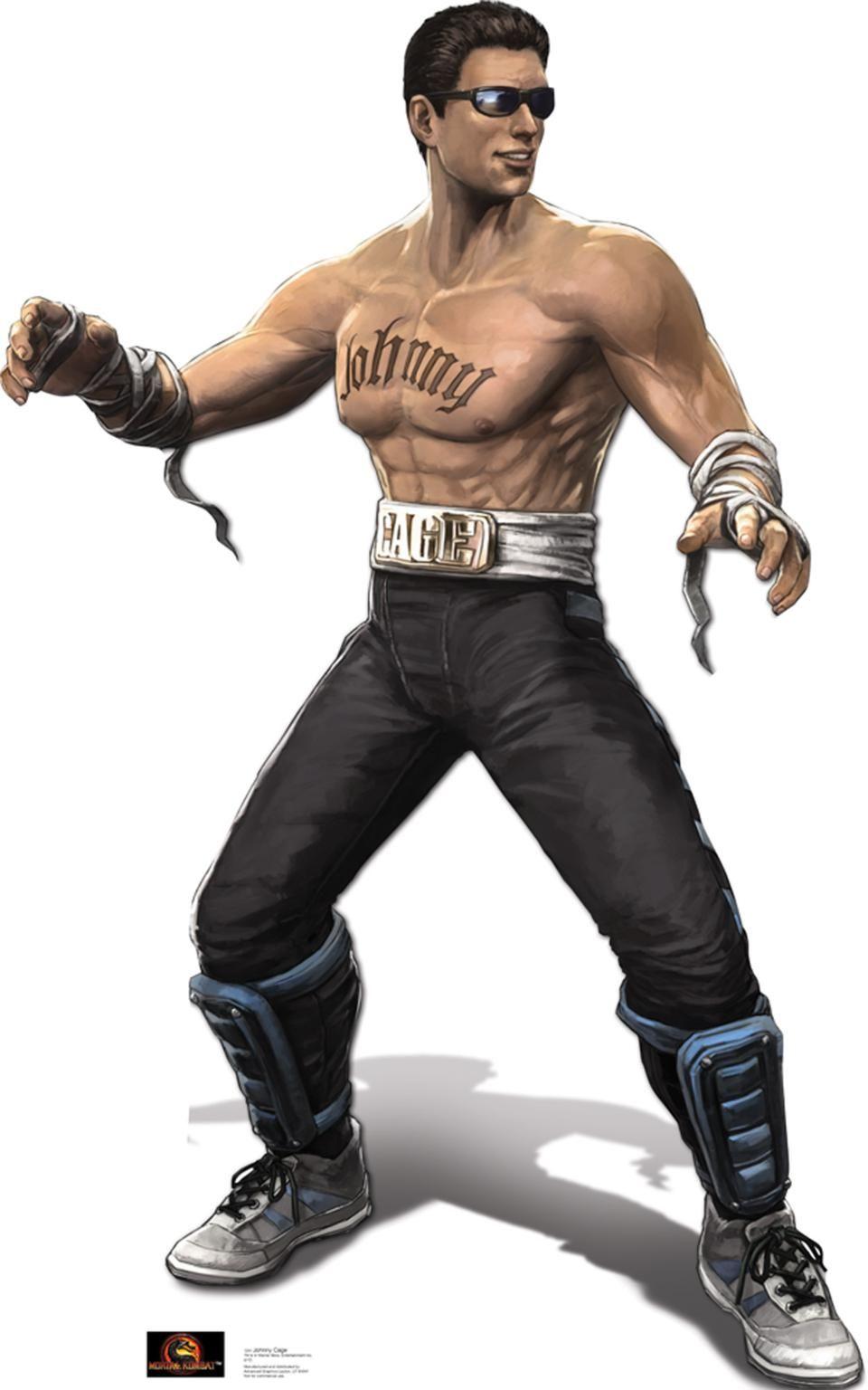 Johnny Cage Mortal Kombat Mortal Kombat Mortal Kombat-2935
