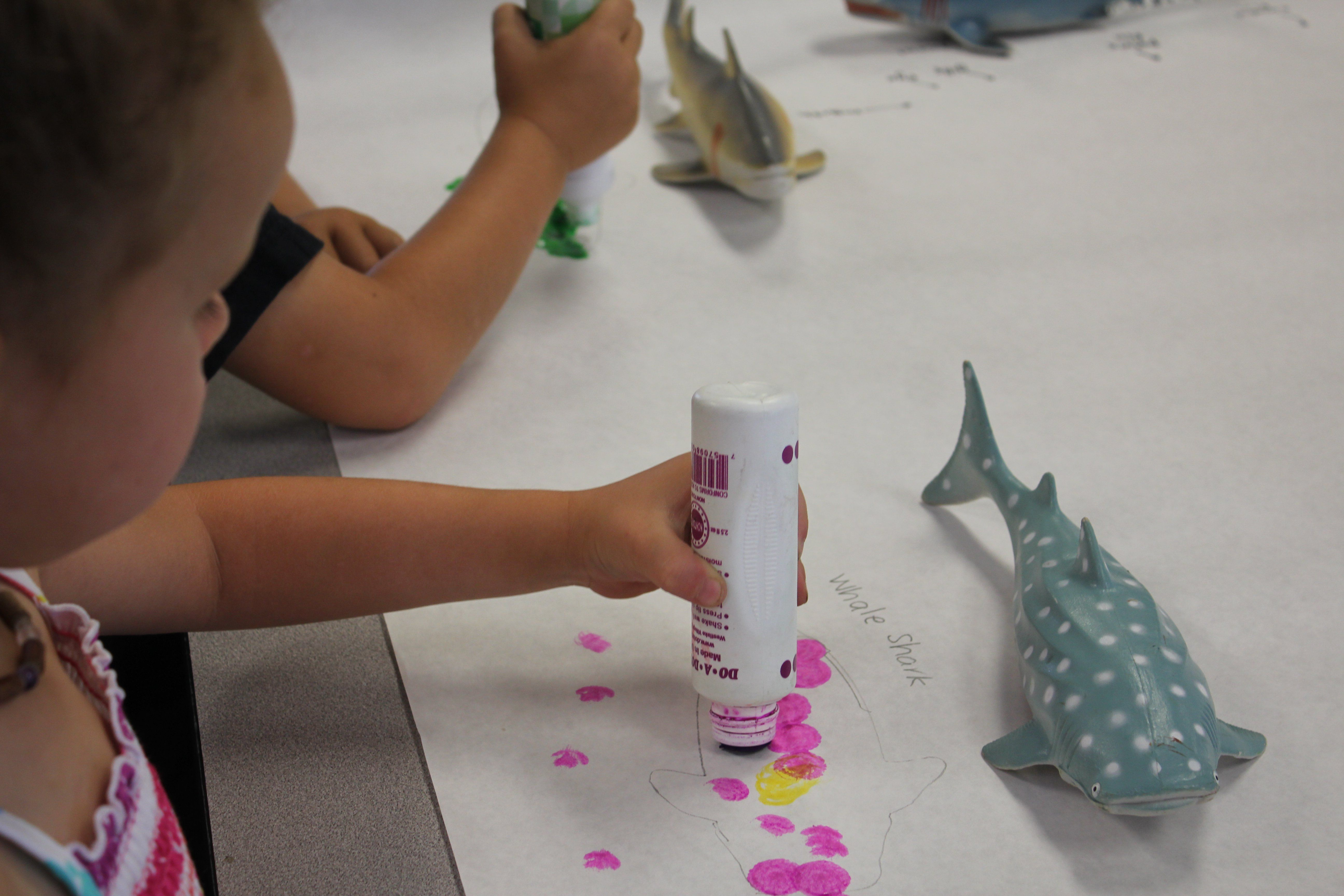 Getting Smart About Sharks Free Printables