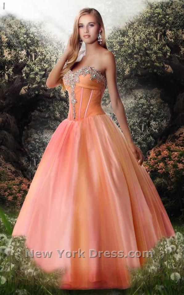 Disney Forever Enchanted 35543 Dress - NewYorkDress.com | fantasy ...