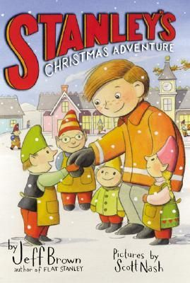 Stanley's Christmas Adventure (Flat Stanley, #5) | Grade 2-3 reading Abbotsford Christian School