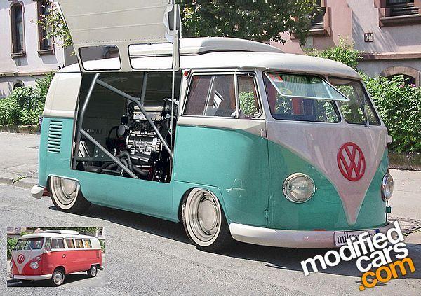 Volkswagen Vans Campers