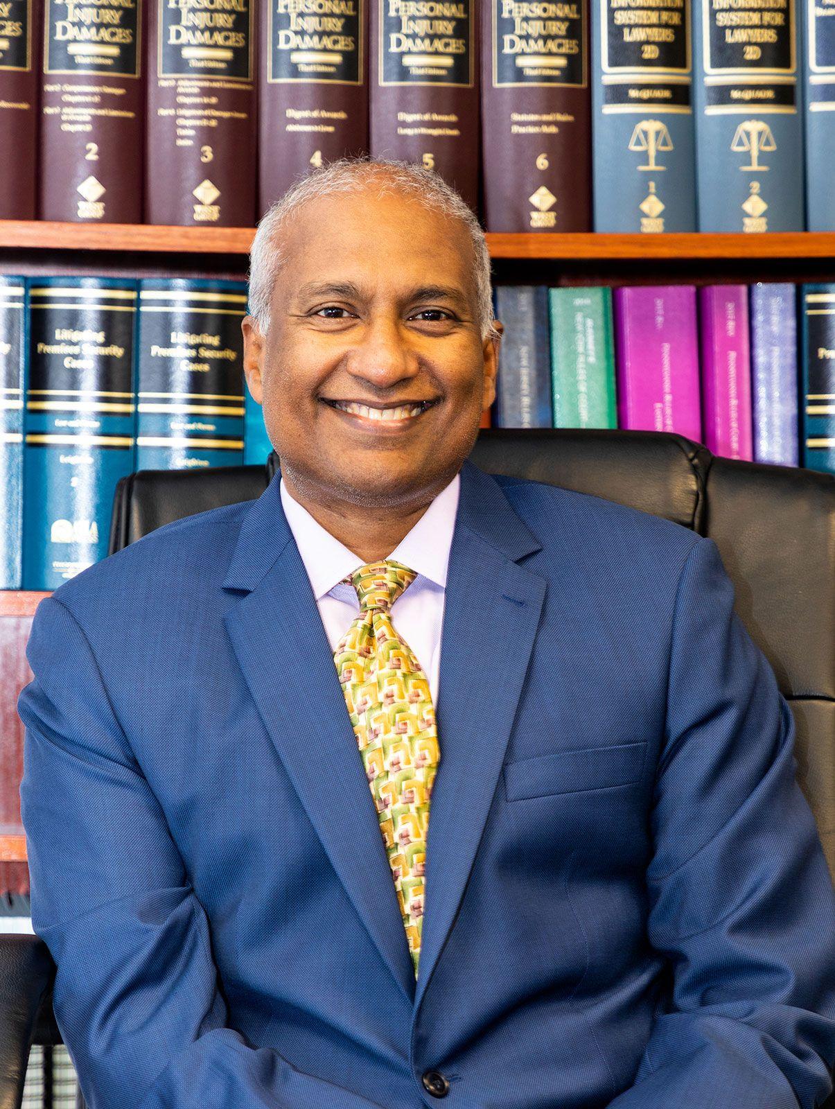 David P Thiruselvam Is A Philadelphia S Personal Injury Lawyer