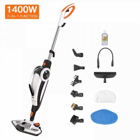 Top 10 Best Steam Mops To Effectively Clean All Your Floors In 2020 Best Steam Mop Steam Mop Floor Cleaner