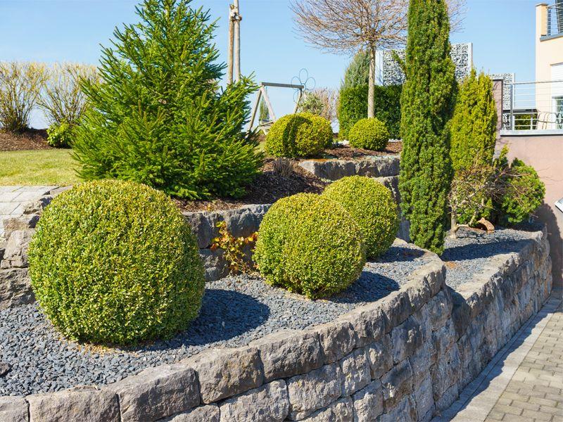 22 Gartengestaltung Ideen Pflegeleicht Kies 4 In 2020 Gartengestaltung Garten Gartengestaltung Ideen