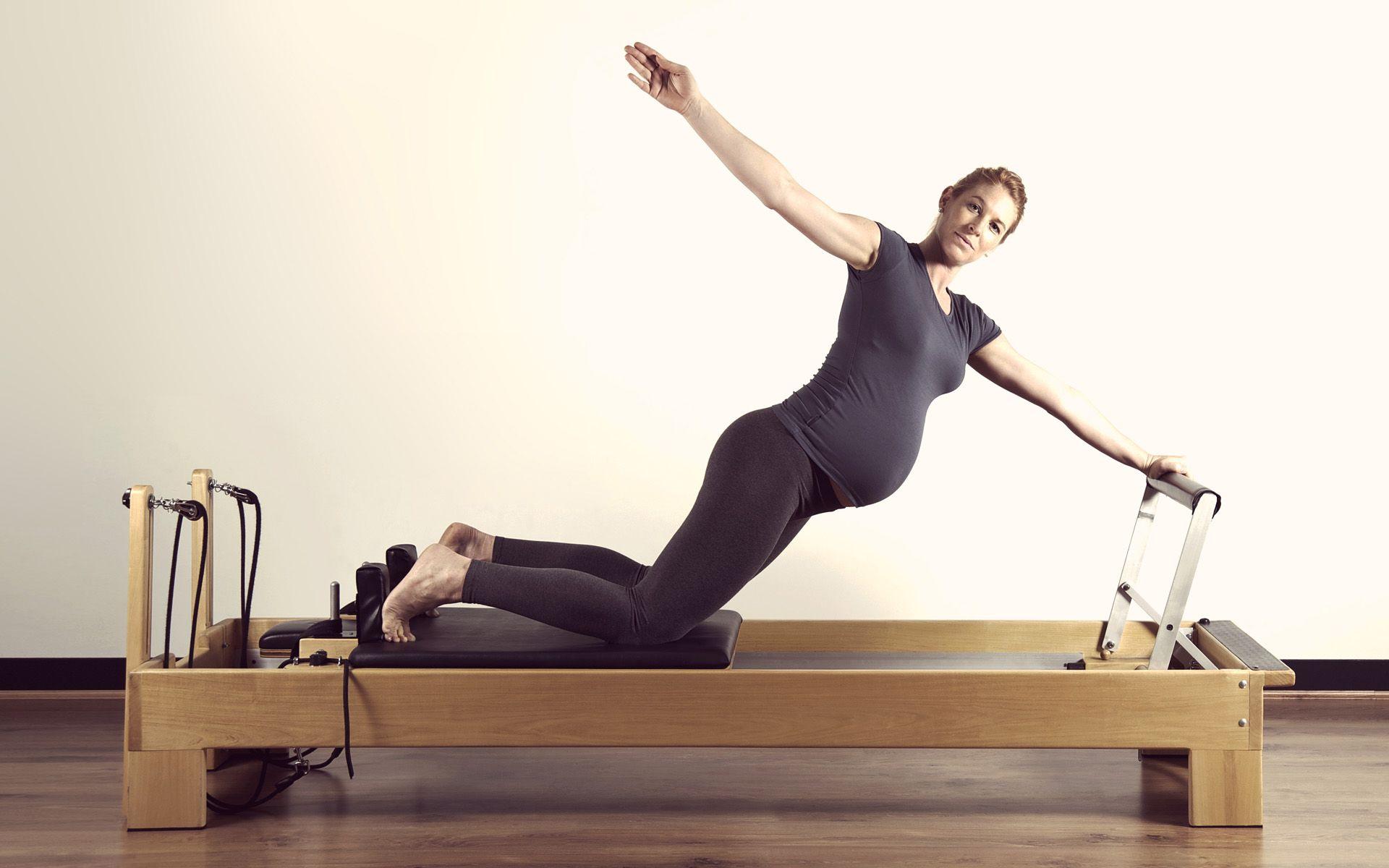 Reformer Pilates during pregnancy