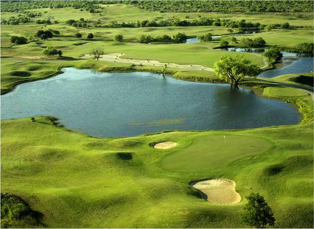 21++ Briggs ranch golf club texas info