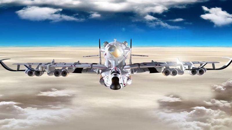 Selanjutnya Adalah Mks 1b Lsjc Space Debris Cleaner Pesawat