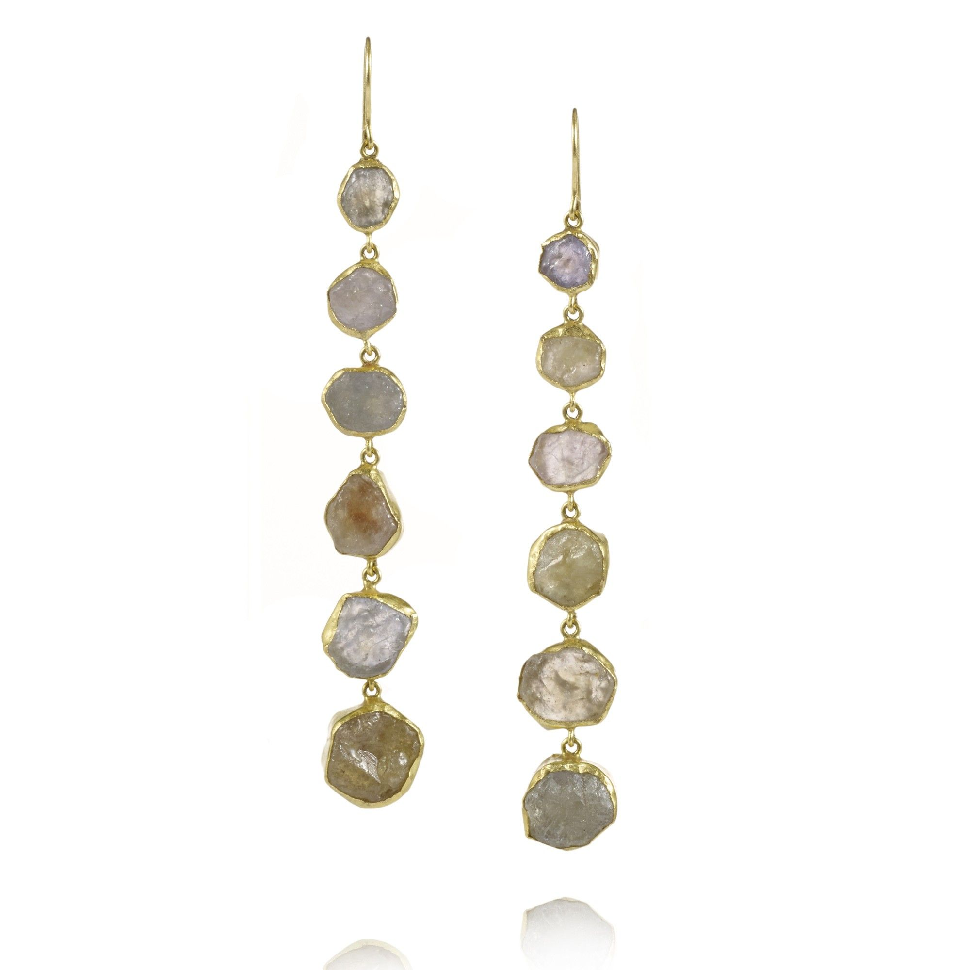 earrings normal jewelry drop bittar encrusted product gold small alexis lyst metallic gallery in crystal