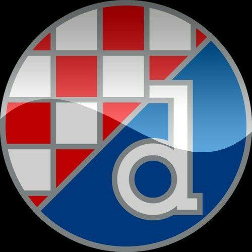 Dinamo Zagreb Croatian 1964 65 W L Gnk Dinamo Zagreb Football Logo Zagreb