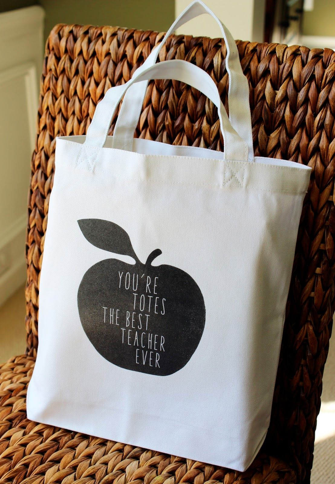 Love And Lion Teacher S Tote Bag Free Reciation Gift