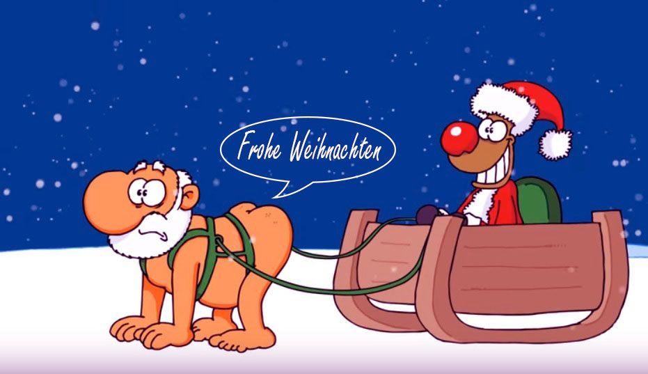 Weihnachten 2021 Lustig