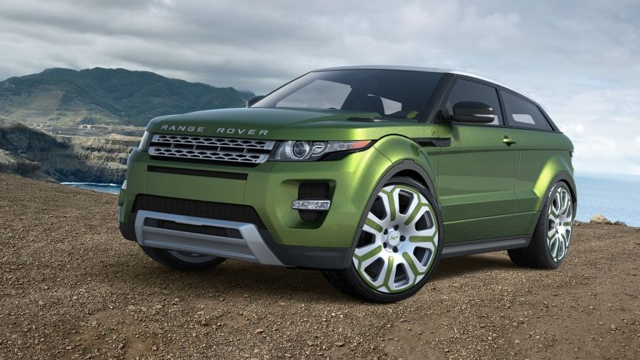 Green Range Rover Evoque Wallpaper Download Free Hd Hd Wallpapers