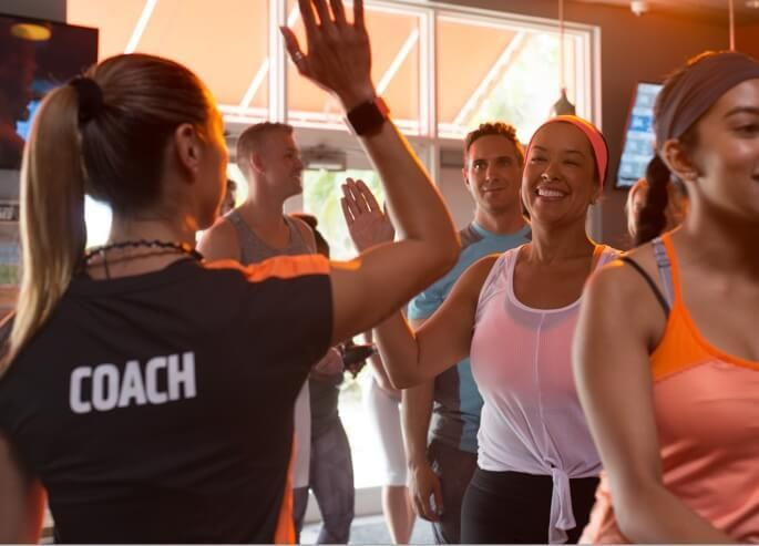 Otf Workout Perfect Package With Images Orange Theory Workout