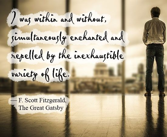 Quotes From The Great Gatsby Alluring Remarkable Quotes From The Great Gatsby That'll Touch Your Soul