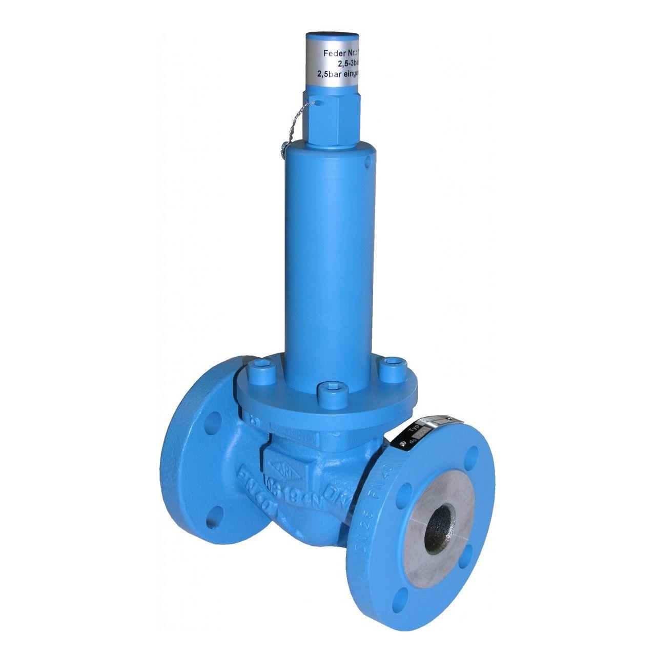 Niezgodka type 13 straight pattern relief valve relief