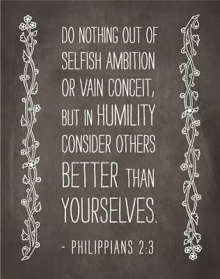 Put Others Before Yourself Bible Verses Faith Bible Verses