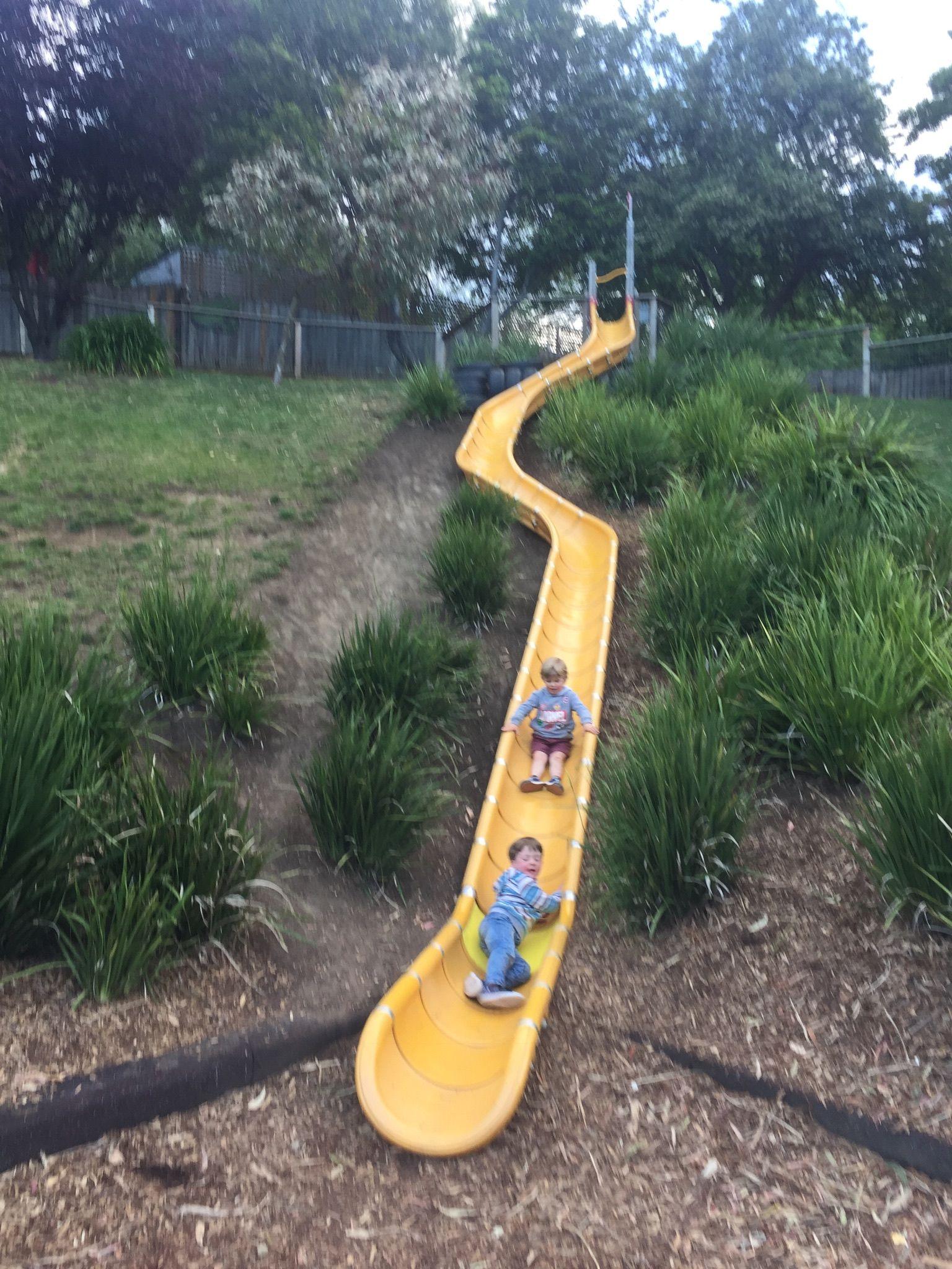 Train Park Hobart | Outdoor gardens, Cool designs, Garden ...