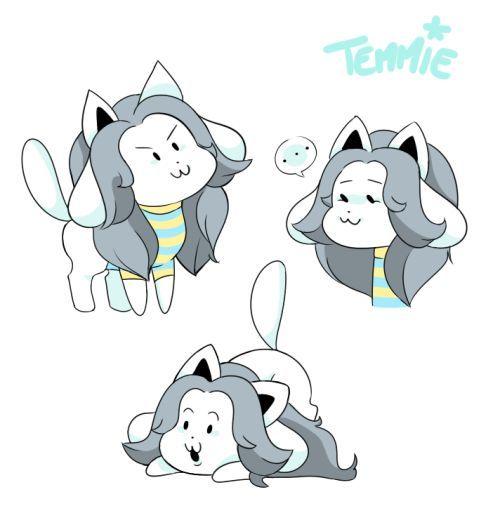HOI IM TEMMI!!! by SUPERICEBEAM | Undertale | Pinterest | Posts