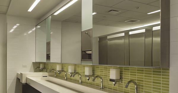 Lighting Basement Washroom Stairs: Image Result For Public Bathroom Wall Lighting Design