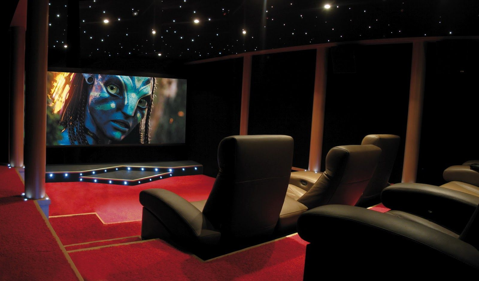 Salle De Home Cinema Salle Home Cinema 7 2 Emotions