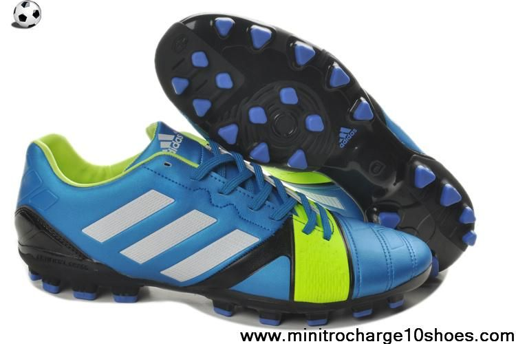 Free delivery -  Adidas Nitrocharge 3.0 Trx Tf Blue Shoes