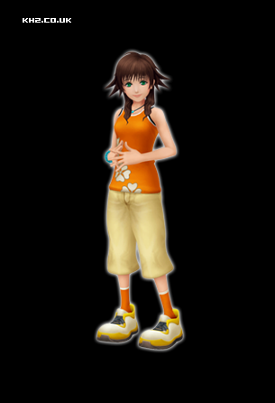 Kingdom Hearts Olette Olette- Kingdom...