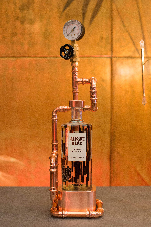 Jantar Absolut Elyx 7 Absolut Elyx Perfume Bottles Vodka