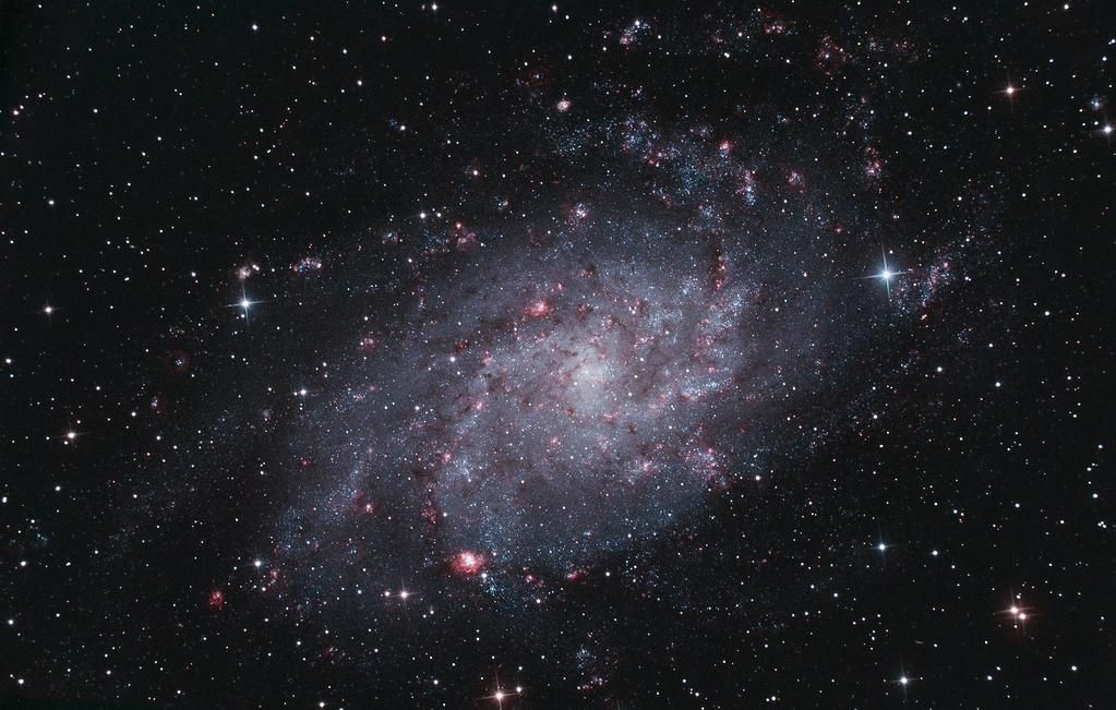 Cosmosrevealed On Twitter Triangulum Galaxy Andromeda Galaxy Nebula