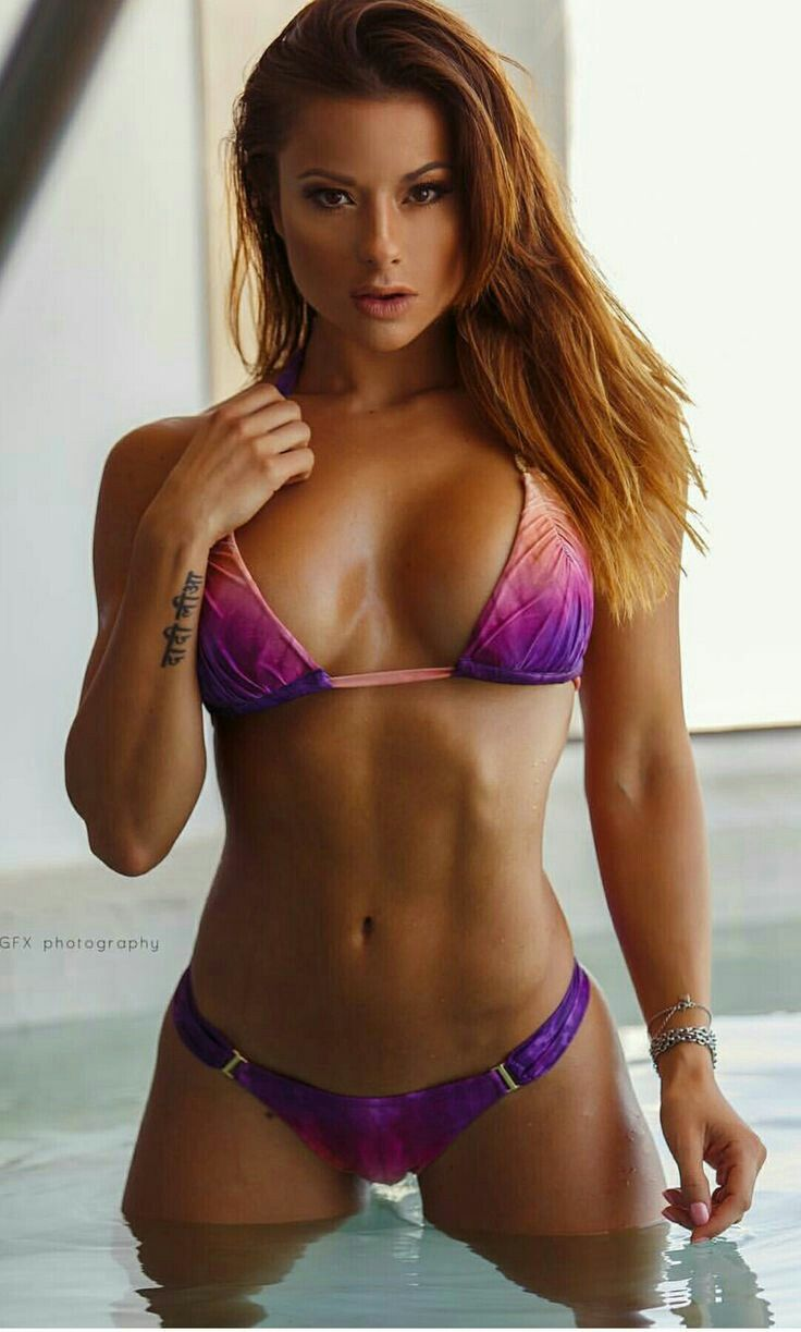 Pin on Women Are Gorgeous and Feel Gorgeous in Swim Suits