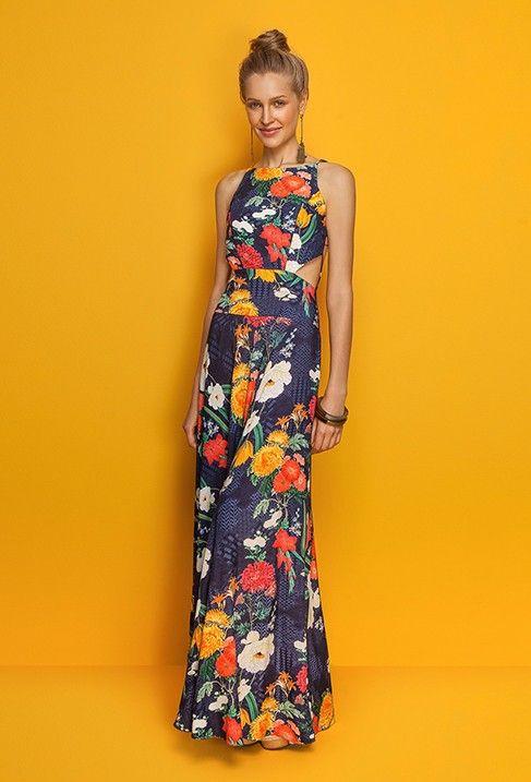 1d668811a LOOK ORIENTE 56 | Vestidos longos | Vestidos, Looks e Vestido longo