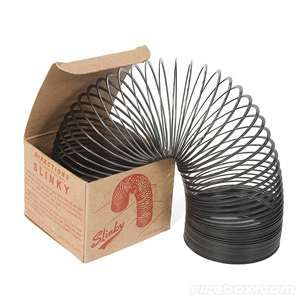 Everyone loves a slinky...go slinky go!!!!!