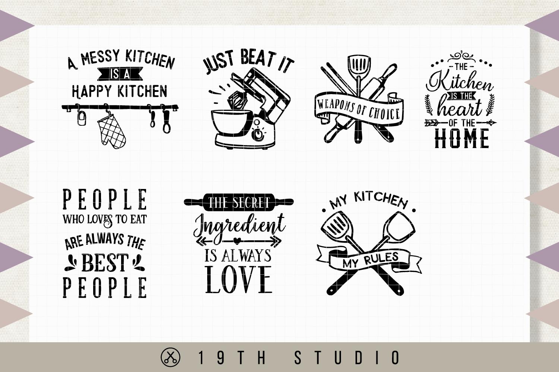 Download Kitchen SVG Bundle - MB22 | Cricut craft room, Happy ...