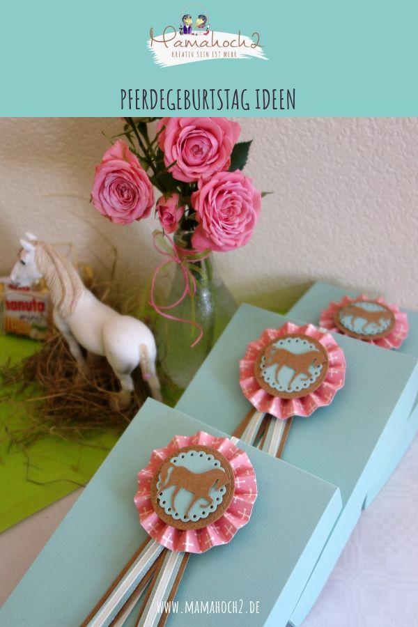 DIY Ideen für den Pferde-Kindergeburtstag ⋆ Mamahoch2 #thanksgivingdecorations