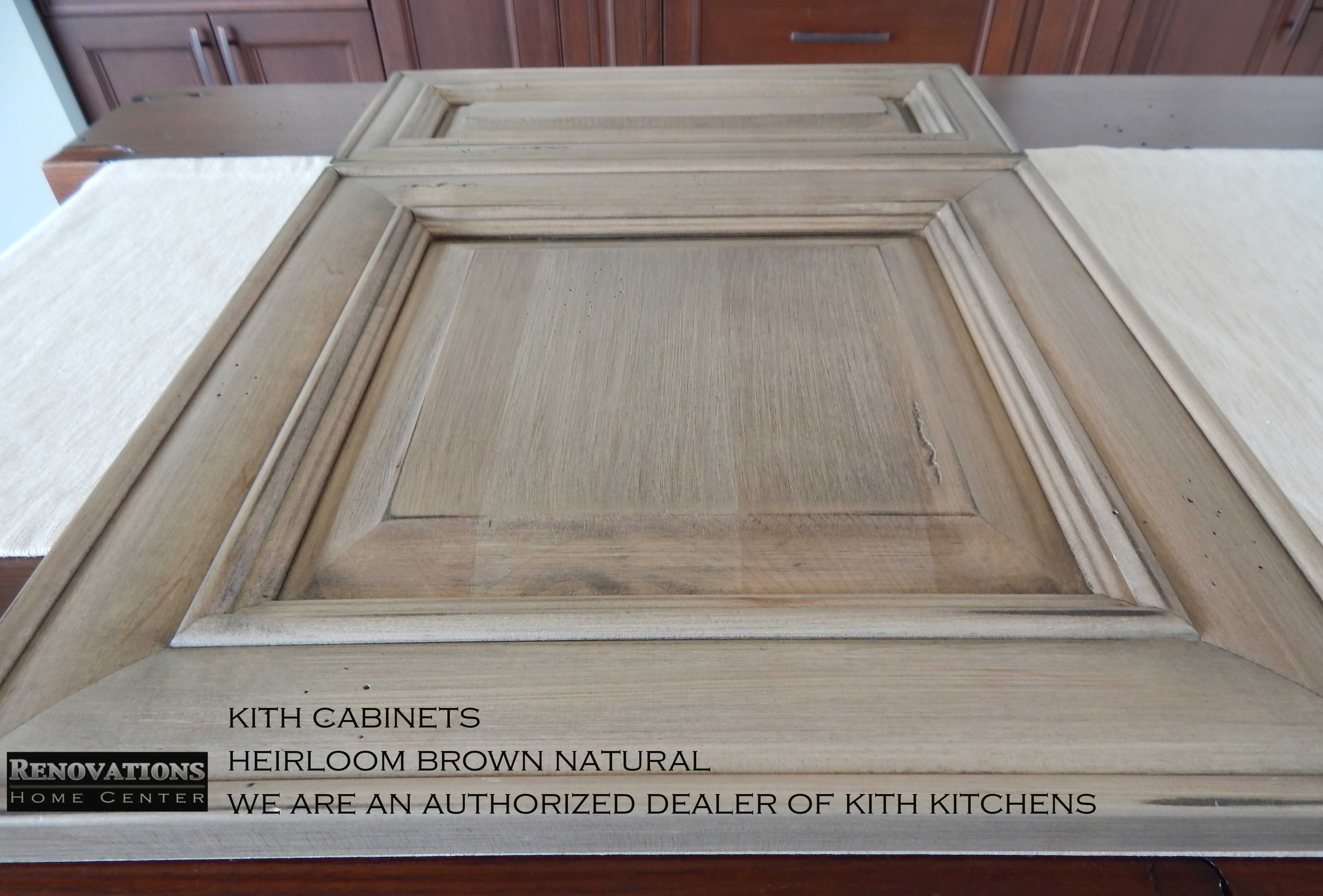Kith Kitchens Cabinet Shown In Heirloom Brown Natural Brown Cabinets Kitchen Cabinets In Bathroom Custom Cabinets